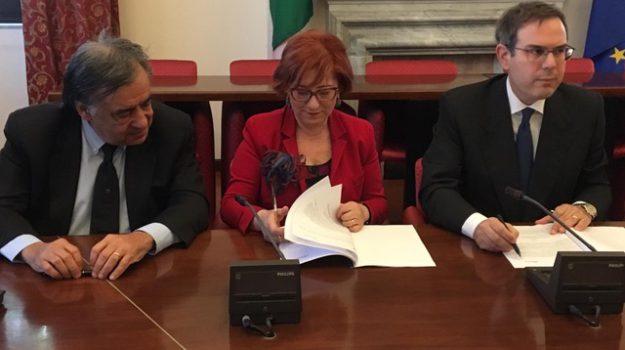 antimafia, Gesap, protocollo, Palermo, Cronaca