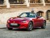 Consumi tagliati del 10%, stesso divertimento per Mazda MX-5