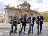 Seat, accordo a Madrid con UFO per kicksharing con eXS