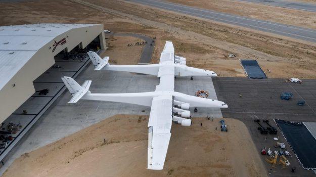 aereo più grande, California, Sicilia, Viaggi