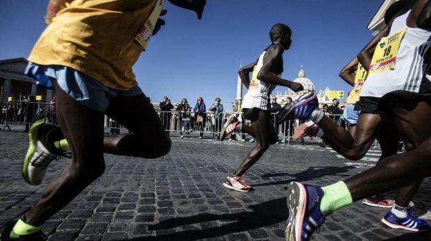 africani, atleti, maratonina Trieste, Sicilia, Sport