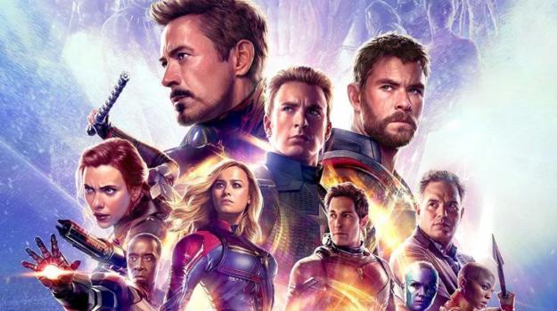 avatar, Avengers:endgame, Sicilia, Cinema