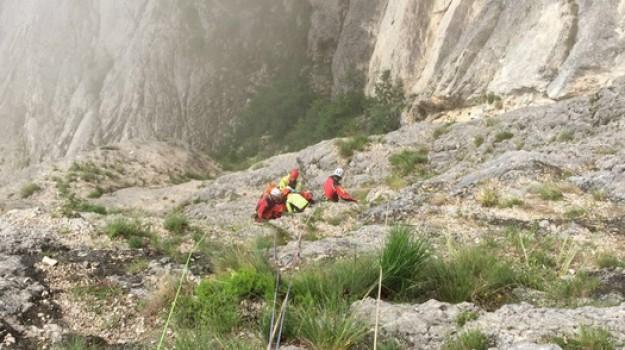 Base jumping, morto, trentino, Sicilia, Sport