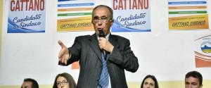 Calogero Cattano, sindaco di Caltabellotta