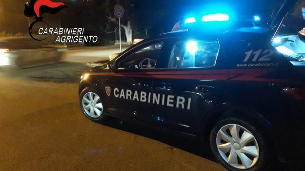 carabinieri, Giardina Gallotti, sparatoria, Agrigento, Cronaca