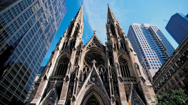 cattedrale, New York, USA, Sicilia, Mondo