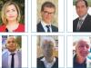 Amministrative in provincia di Agrigento, le foto dei candidati nei 5 Comuni al voto