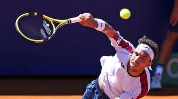 masters 1000, Montecarlo, tenniso, Marco Cecchinato, Palermo, Sport