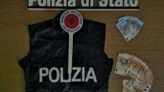 cefalù, polizia, rapina, Palermo, Cronaca