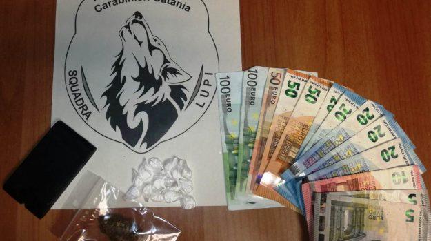 cocaina, droga, Pr, Catania, Cronaca