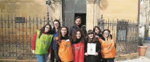 Turismo, sessanta studenti raccontano il centro storico di Enna
