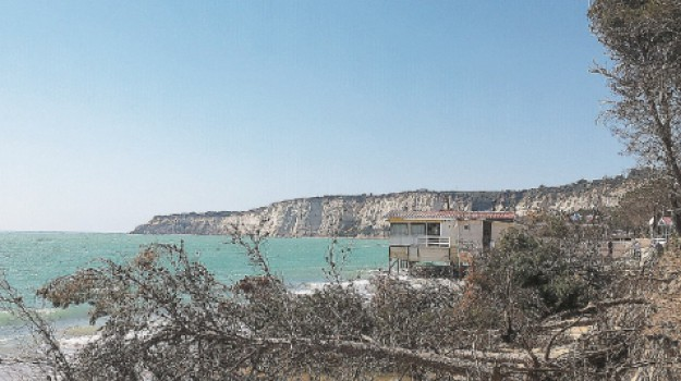 eraclea minoa, Erosione Costiera, Santino Borsellino, Agrigento, Cronaca