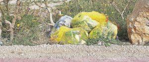 Erice, pugno duro per chi abbandona rifiuti: utenti favorevoli