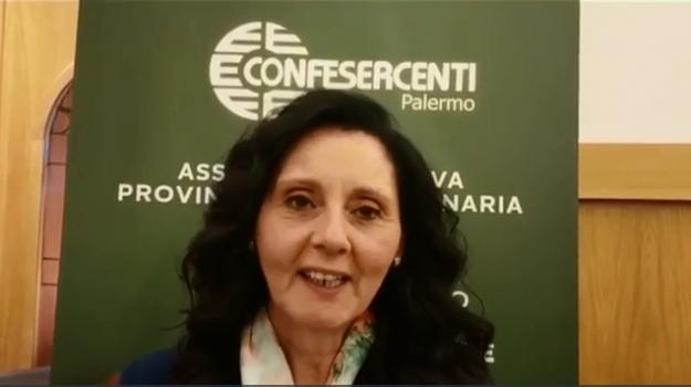 confesercenti, giunta, Palermo, Francesca Costa, Palermo, Economia