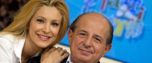 Lite in tv fra Giancarlo Magalli e Adriana Volpe, presentatore a processo per diffamazione