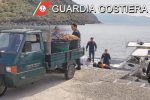 Pesca di frodo, a Salina sequestrati 8.500 metri di rete