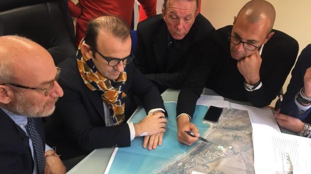 agrigento, FINANZIAMENTO, piano anti-erosione, regione sicilia, statale 640, Maurizio Croce, Nello Musumeci, Agrigento, Economia