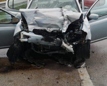 incidente, Sciacca, statale 115, Tanina Rizzo, Agrigento, Trapani, Cronaca