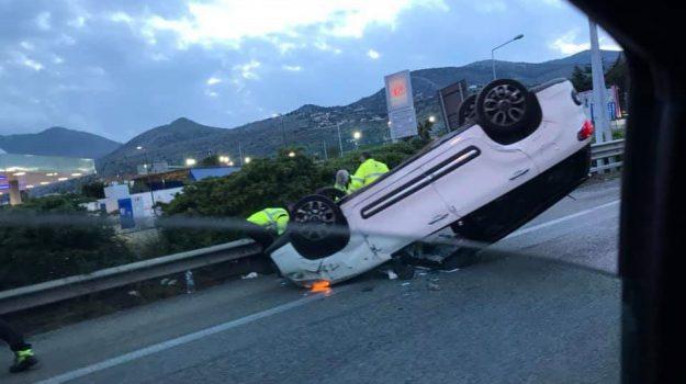 a29, incidente, viale regione siciliana, Palermo, Cronaca