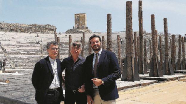 il bosco delle troiane, rappresentazioni, teatro greco, Siracusa, Cronaca