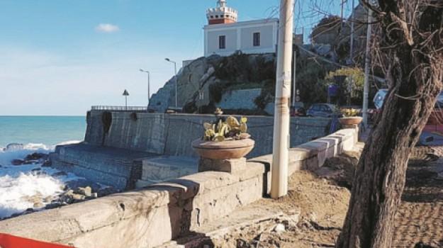 capo d'orlando, lungomare, Messina, Cronaca