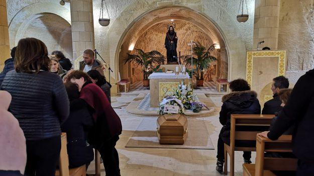 funerali Genna, marsala, Gianni Genna, Trapani, Cronaca