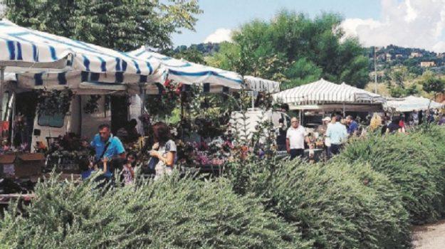mercatino, posti, venditori, Caltanissetta, Cronaca