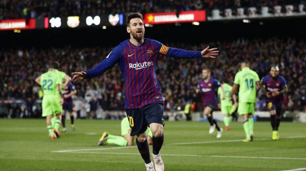barcellona, Liga, Arturo Vidal, Lionel Messi, Sicilia, Calcio