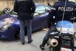 """""""Quartieri Sicuri"""" a Messina, ruba le ruote da un'auto: arrestato 60enne"""