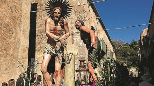 erice, misteri, processione, Trapani, Cultura