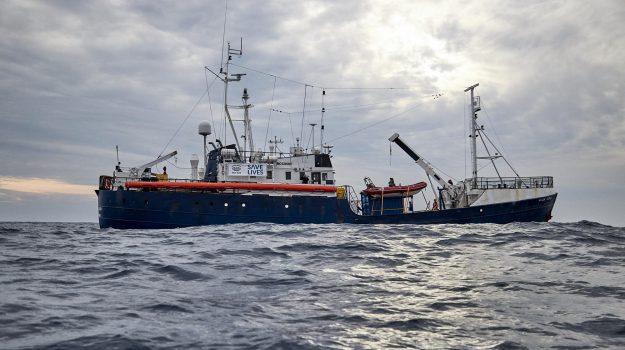 Alan Kurdi, migranti, Sea Eye, Leoluca Orlando, Palermo, Cronaca
