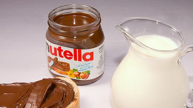 crema di gianduia, nutella, Sicilia, Società