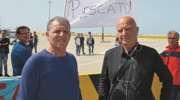pescatori, protesta, Sciacca, Agrigento, Cronaca