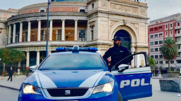 gioielleria, polizia, tentato furto, Palermo, Cronaca