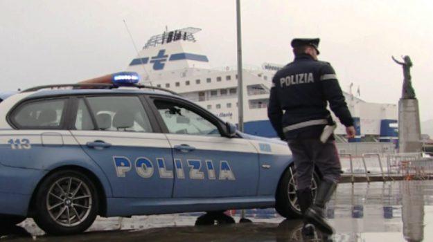droga, polizia, porto, Palermo, Cronaca