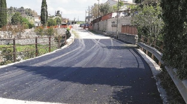 lavori, ponte Cava Ispica, Ragusa, Cronaca