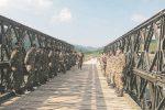 Mussomeli ricollegata alla provinciale grazie a un ponte militare