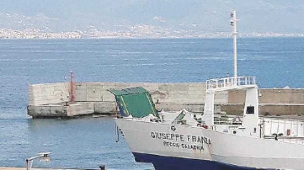 capitaneria, porto, Gianfranco Rebuffat, Messina, Cronaca