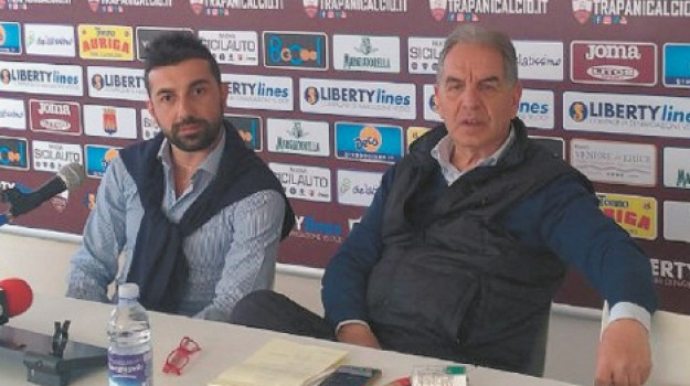 trapani calcio, Gianni Rosati, Rino Caruso, Trapani, Calcio