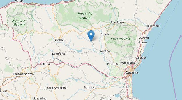 Regalbuto, sisma, terremoto, Enna, Cronaca