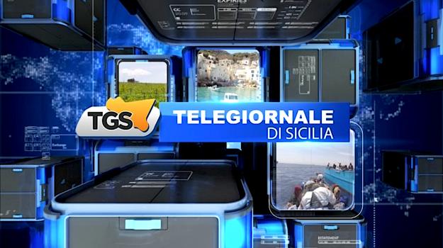 Il notiziario di Tgs edizione del 20 maggio - ore 20.20