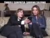 Le Iene, la sexy Sabrina Salerno protagonista di uno scherzo...a tre uomini: il video