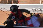 Malore per due passeggeri sulla nave da crociera, il video dei soccorsi al largo di Catania