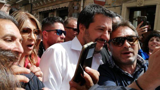 salvini in sicilia, Luigi Di Maio, Matteo Salvini, Sicilia, Politica