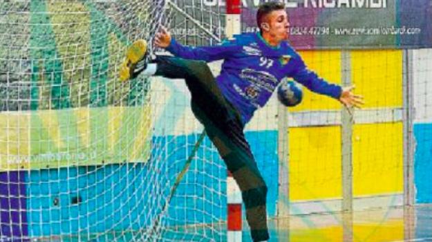 beach handball, convocazione, nazionale, Gabriele Randes, Trapani, Sport