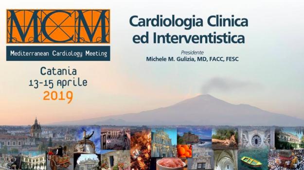 cardiologia, Mediterranean Cardiology Meeting, meeting Aci Castello, Catania, Salute