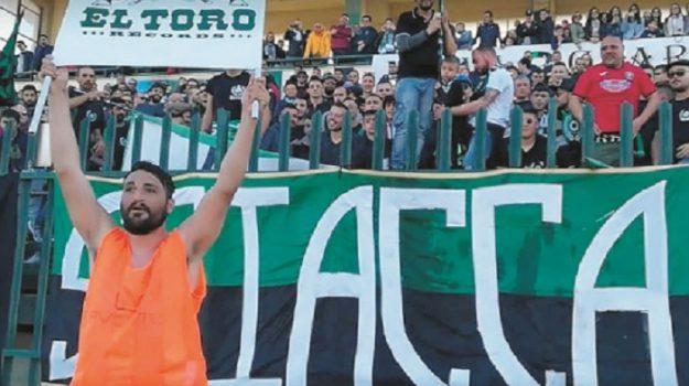 promozione, Sciacca, stadio, Agrigento, Calcio