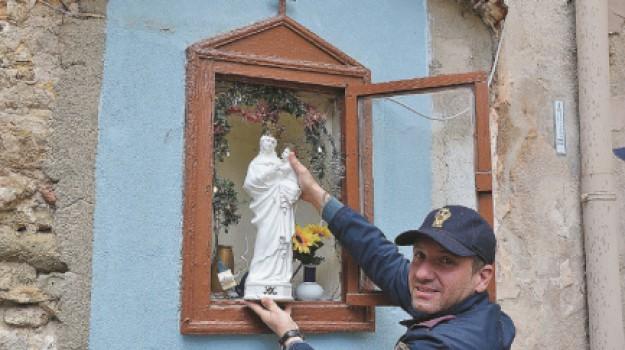 furto, Madonna del Soccorso, Sciacca, Agrigento, Cronaca