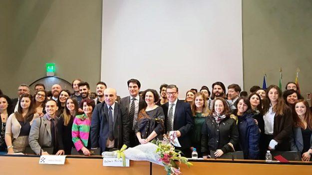 palazzo steri, studenti, Palermo, Società