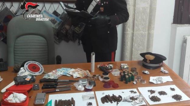 armi, droga, ORTIGIA, Michele Amenta, Siracusa, Cronaca
